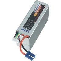 Akupack Li-Pol (modelářství) 22.2 V 5000 mAh 30 C Conrad energy EC5