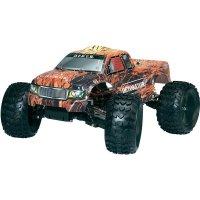 RC model Brushless Monster truck Reely Detonator EB-250MT, 1:10, 4WD, RtR 2.4 GHz