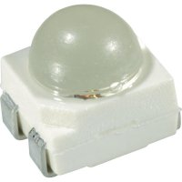 SMD LED PLCC4 OSRAM, LA E65F-CADA-24-3A4B-50-R33-Z, 50 mA, 2,15 V, 60 °, 2800 mcd, jantarová
