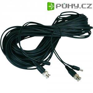 BNC prodlužovací kabel ABUS TVAC40130, BNC, DC IN ⇔ BNC , DC OUT, 30 m