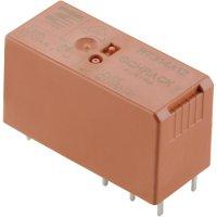RT-výkon. relé 8 A, 2 x přepínací kontakt TE Connectivity 4-1393243-6, RT424A12, 8 A