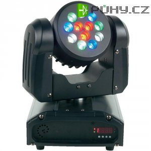 LED otočná hlava ADJ Inno Color Beam 12, 1237000059, 36 W, multicolour