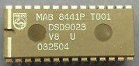 MAB8441P - multifunkční obvod pro TV, DIL24