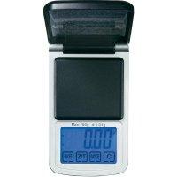 Kapesní váha Voltcraft PS-500TP, 500 g