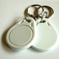 RFID klíčenka 125kHz - bílá
