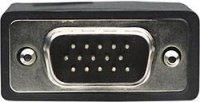 Manhattan SVGA kabel, VGA zástrčka/zásuvka, 10 m