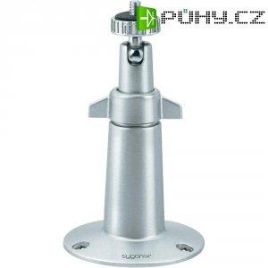 Kamerový držák Sygonix, rovný, 115 mm, stříbrná