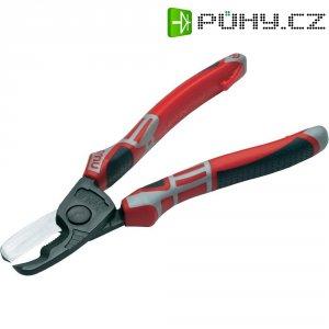 Nůžky na stříhání kabelů NWS 043-69-210, 210 mm