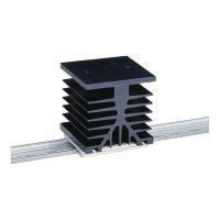 Chladič pro zátěžové relé Fischer Elektronik SK-89-75KLSSR1, 1,2 K/W