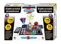 Stavebnice elektronická BOFFIN II 175 LIGHT