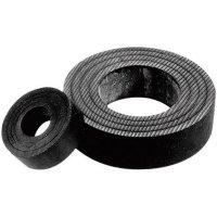 Dělicí těsnicí kroužek LappKabel Skindicht® E-M12 (52100620), M12, chloropr. kaučuk, černá