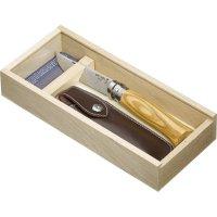 Kapesní nůž Opinel N°08 254139, dřevo, chrom
