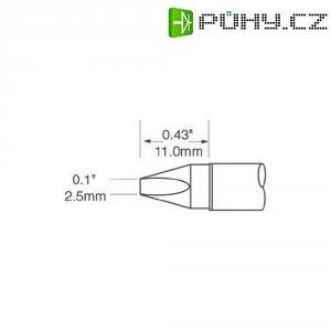 Pájecí hrot OKI by Metcal SFV-CH25, dlátový, 2,5 mm