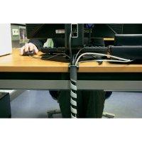 Ochranná spirála pro kabely Serpa 5.04003.7042 5.04003.7042, světle šedá, 1 sada