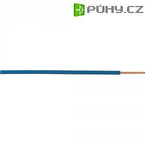 Žilový vodič H07V-K 10,0 modrý