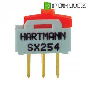 Miniaturní posuvný spínač SX25