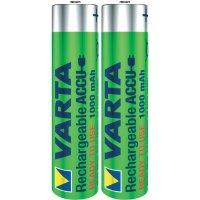 Akumulátor Varta, NiMH, AAA, 1000 mAh, 2 ks