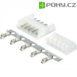 Konektor Li-Pol Modelcraft, zástrčka EH, 4 články