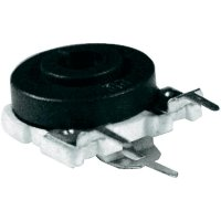 Cermetový trimr TT Electro, 2041472305, 220 kΩ, 1 W, ± 20 %