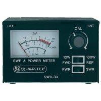 Měřič stojatých vln SWR 30 26- 30 MHz