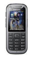 Samsung C3350 Xcover 2 Steel Gray (GT-C3350AAAXEZ)