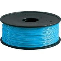 Náplň pro 3D tiskárnu, Renkforce ABS175D1, ABS, 1,75 mm, 1 kg, světle modrá