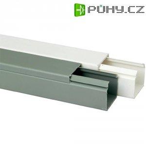 Elektroinstalační lišta Heidemann, 09966, 40x40 mm, 2 m, šedá