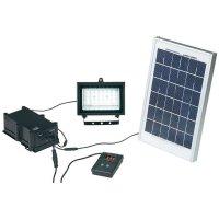 Svítidlo LED - solární sada s reflektorem 5W