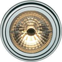 Halogenová žárovka Sygonix, G53, 20 W, 55 mm, stmívatelná, teplá bílá