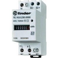 Jednofázový ukazatel spotřeby střídavého proudu 65 A MID