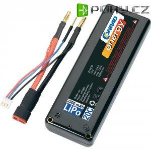 Akupack Li-Pol (modelářství) Conrad energy 209055, 7.4 V, 3300 mAh