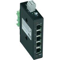 Průmyslový ECO Switch WAGO 5port. 100BASE-TX (852-111)