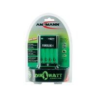 Nabíječka Ansmann Powerline 4 Zero Watt
