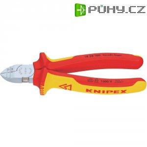 Stranové štípací kleště izolované VDE Knipex 14 26 160, 160 mm