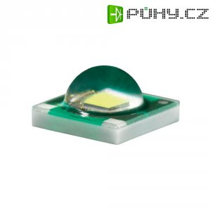 HighPower LED CREE, XPEWHT-L1-0000-00BE7, 350 mA, 3,2 V, 115 °, teplá bílá