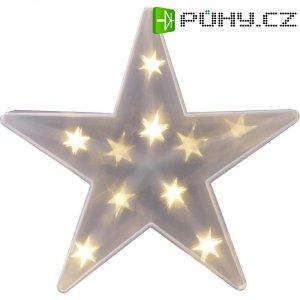 Vánoční LED hvězda Polarlite PDE-04-003, do sítě