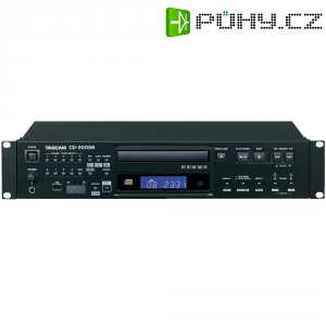 CD/MP3 přehrávač médií Tascam CD-200SB