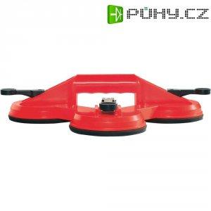 Trojitá přenášecí přísavka s madlem TOOLCRAFT 889686, Max.nosnost 110 kg
