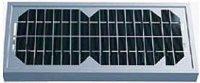 Fotovoltaický solární panel 12V/5W/0,29A monokrystalický