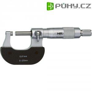 Třmenový mikrometr Helios Preisser, 0 - 25 mm