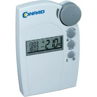 Sada bezdrátového termostatu FS20 FHT 80BTFN-2, dosah až 100 m