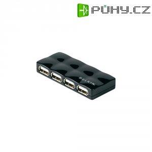 USB hub Belkin se 4 porty a síťovým adaptérem
