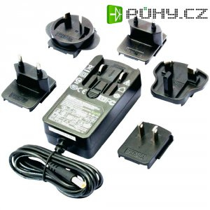 Síťový adaptér s redukcemi Dehner SYS 1357-2424, 24 V/DC, 24 W