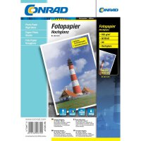 Conrad fotopapír A4,190G,5040 list