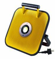 VELAMP dobíjecí pracovní LED svítilna IS180W s Bluetooth reproduktorem