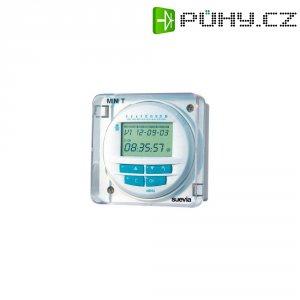 Digitální vestavné spínací hodiny Suevia Mini T Log, 230 V/AC