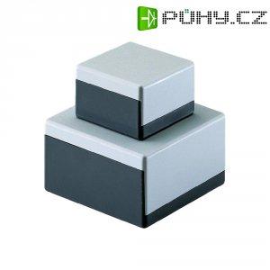 Univerzální pouzdro Bopla UNIVERSAL U 75, 75 x 75 x 40 , polystyren, šedočerná