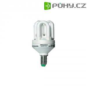 Úsporná žárovka trubková Megaman Liliput Plus E14, 11 W, denní bílá