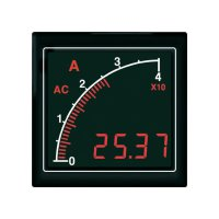 AC ampérmetr s bargrafem Trumeter APMACA72-NTR