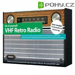 FM retro rádio Franzis Verlag 65228, od 14 let